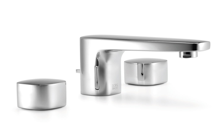 Matteo thun partners product dornbracht gentle for Bathroom accessories taps