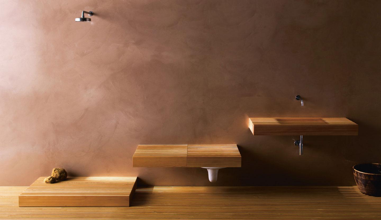 Matteo Thun & Partners : Product : Rapsel, ONE - Il bagno che non c'è bathroom