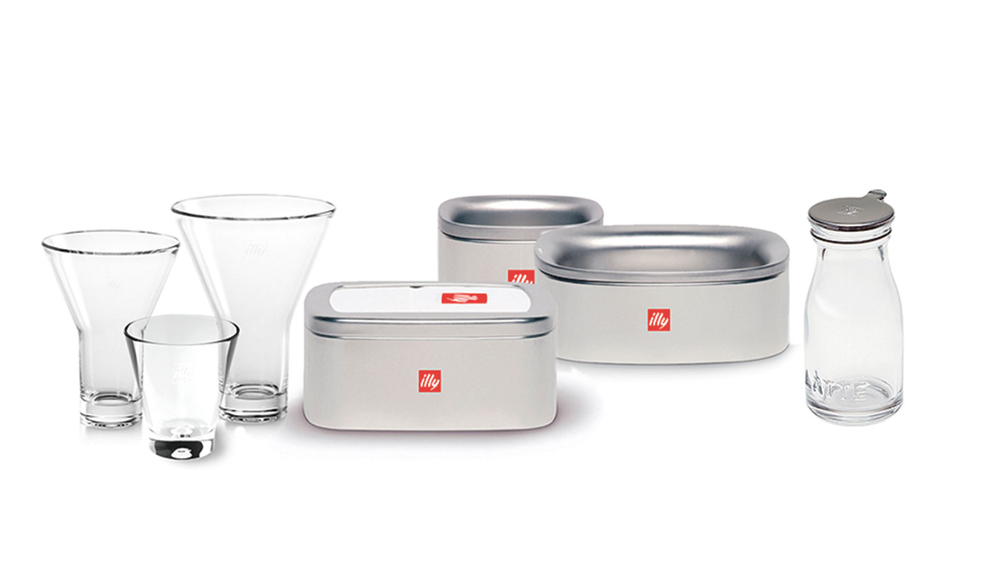Illy Bar Accessories Collection for Illy, 2005