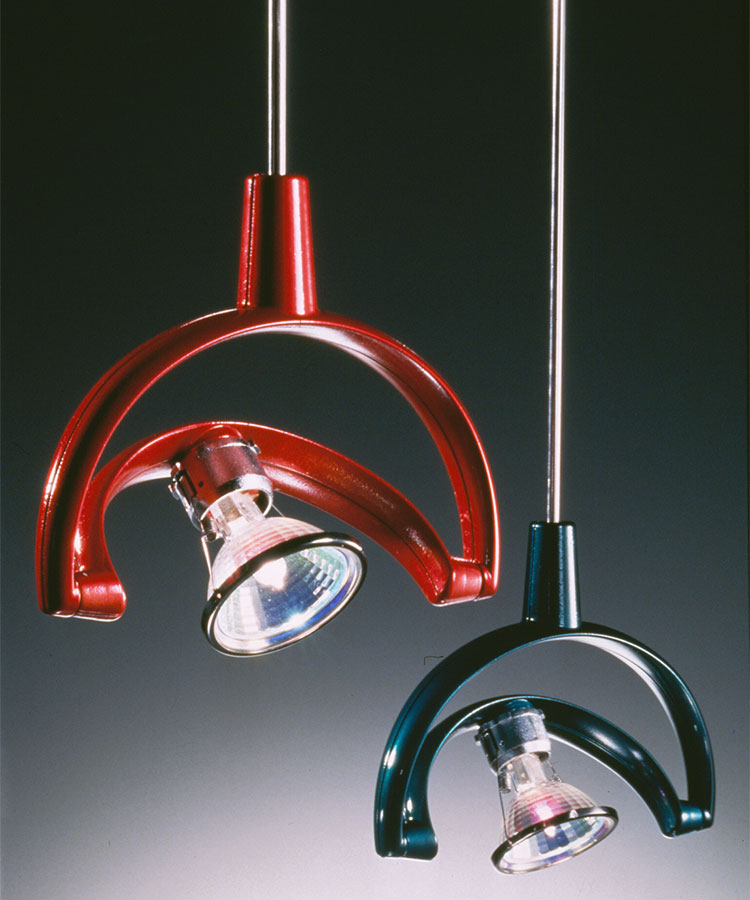Spotlight, lighting system for Flos, 1992