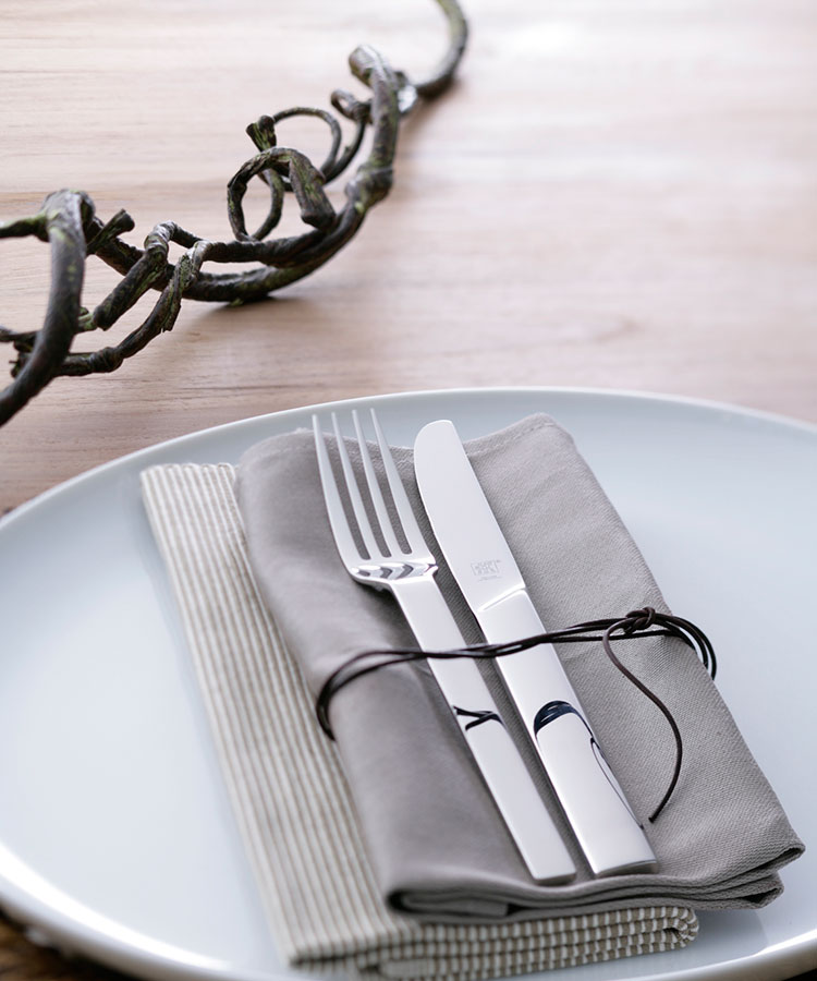 Minimal & Boheme Cutlery for Zwilling, 2008-09