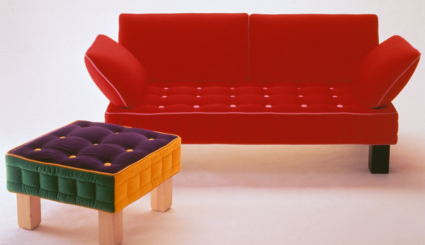 Wittmann Upholstered furniture, 1993