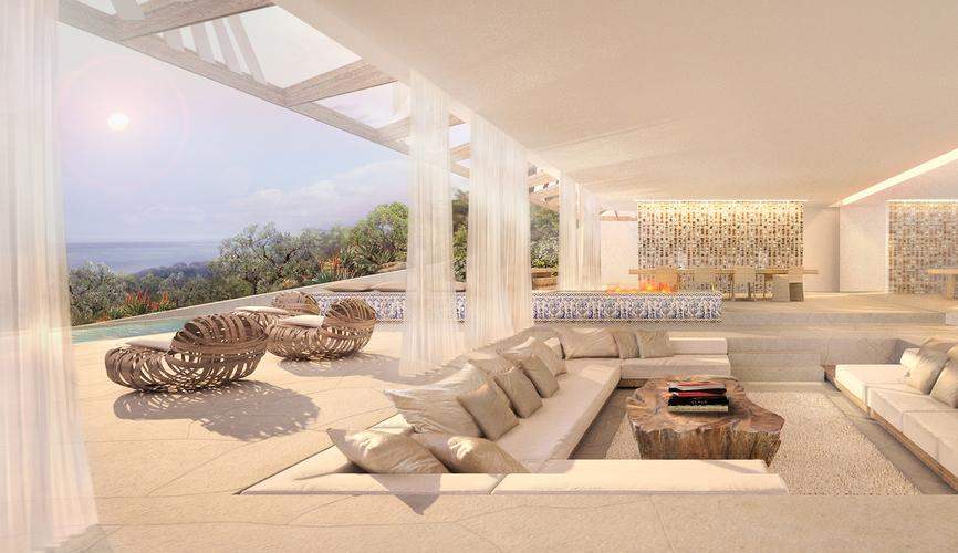 Matteo thun partners architecture villa solitaire for Living palma