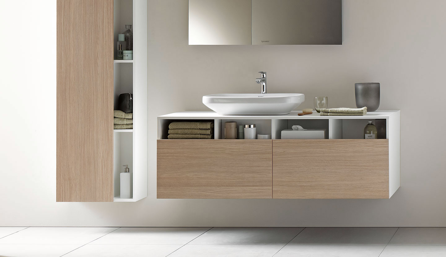 Matteo thun partners product duravit durastyle for Bathroom furniture