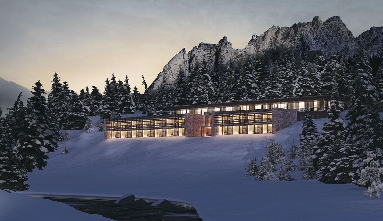 matteo thun partners architecture la vera hotel. Black Bedroom Furniture Sets. Home Design Ideas