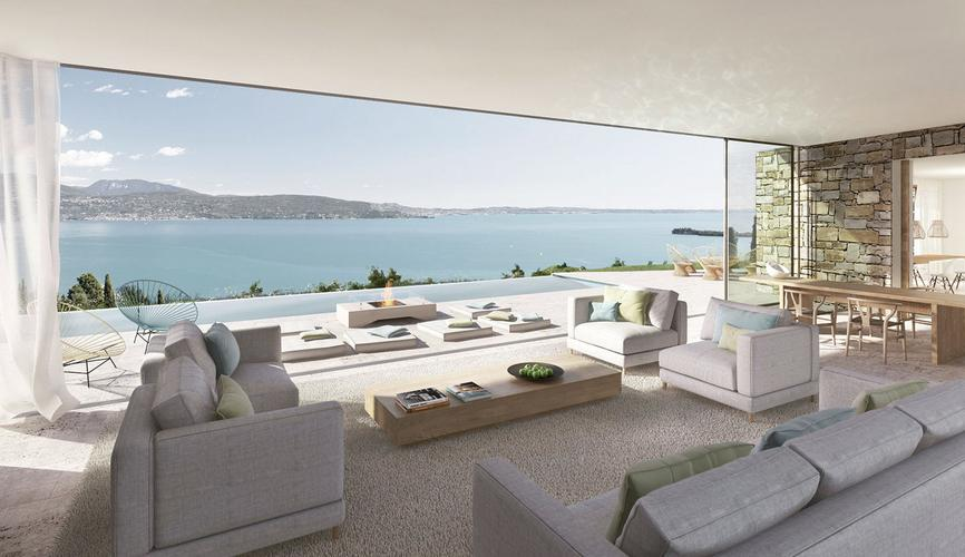 Matteo thun partners interior villa eden gardone for Planimetria di cottage calabash