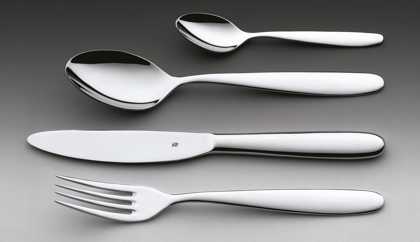 Cutlery collection for WMF, 1992