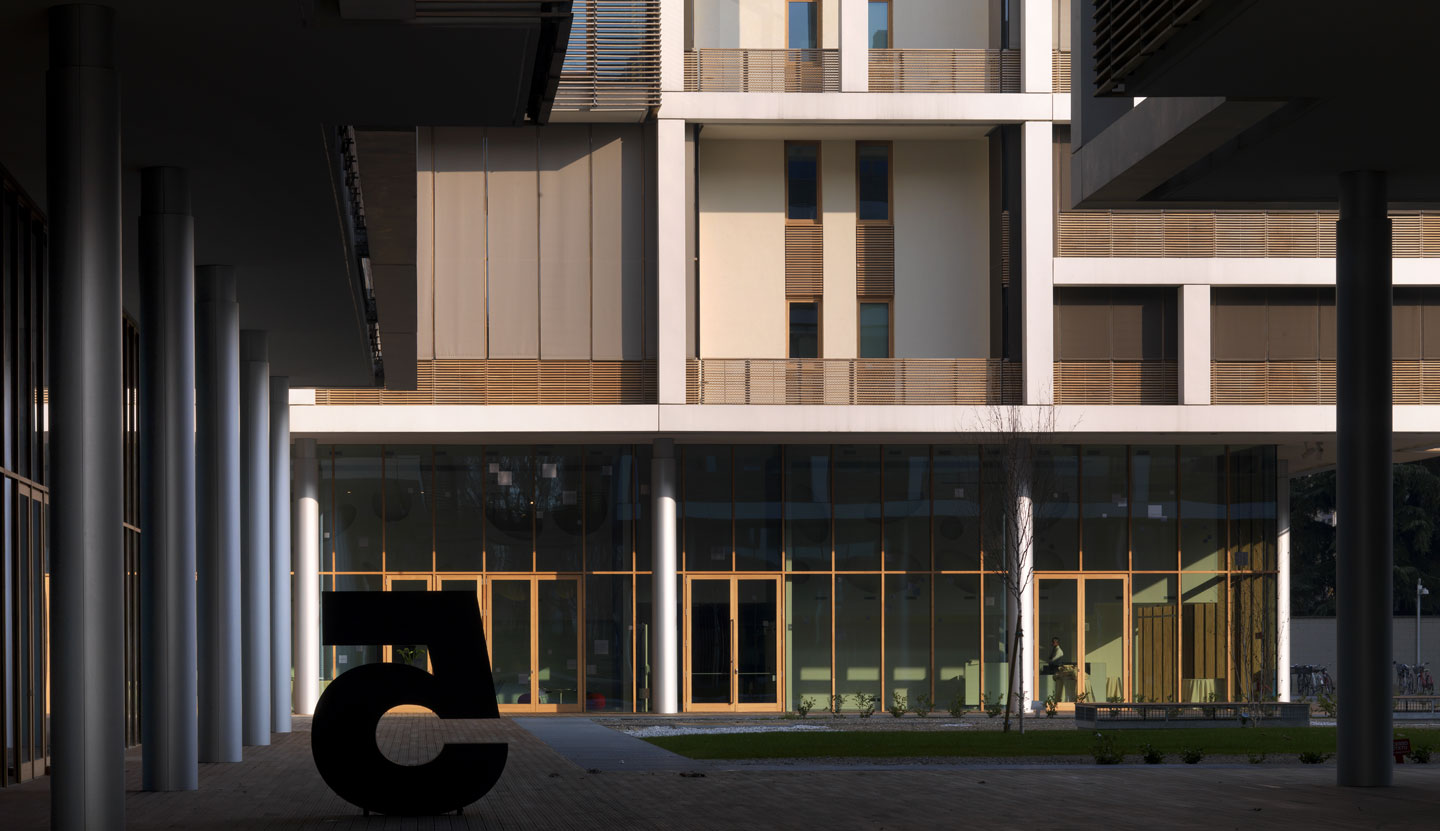 Residential & Office Building, Tortona 37 - Milan (IT)