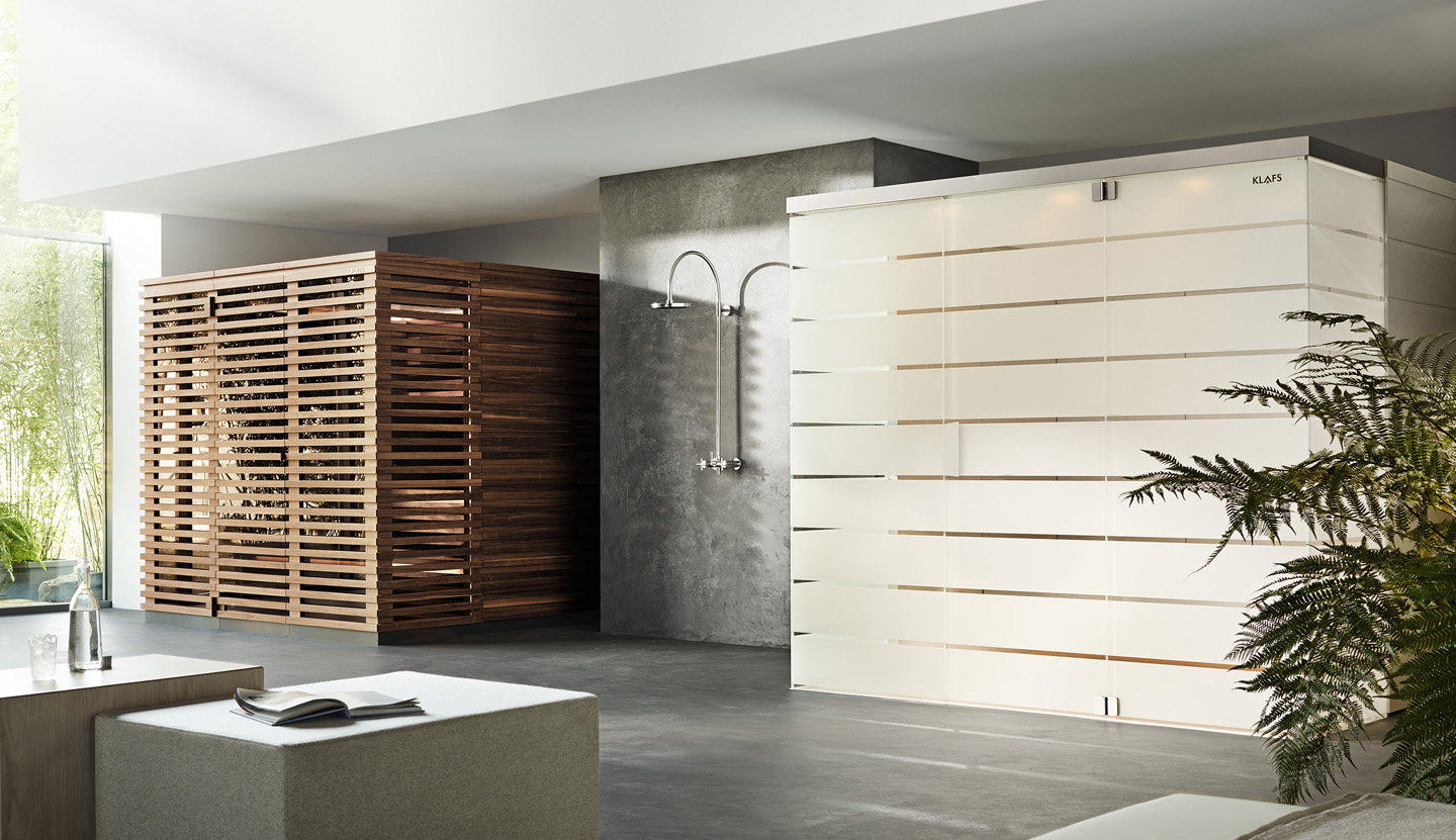 matteo thun partners product klafs sauna and steam bath. Black Bedroom Furniture Sets. Home Design Ideas