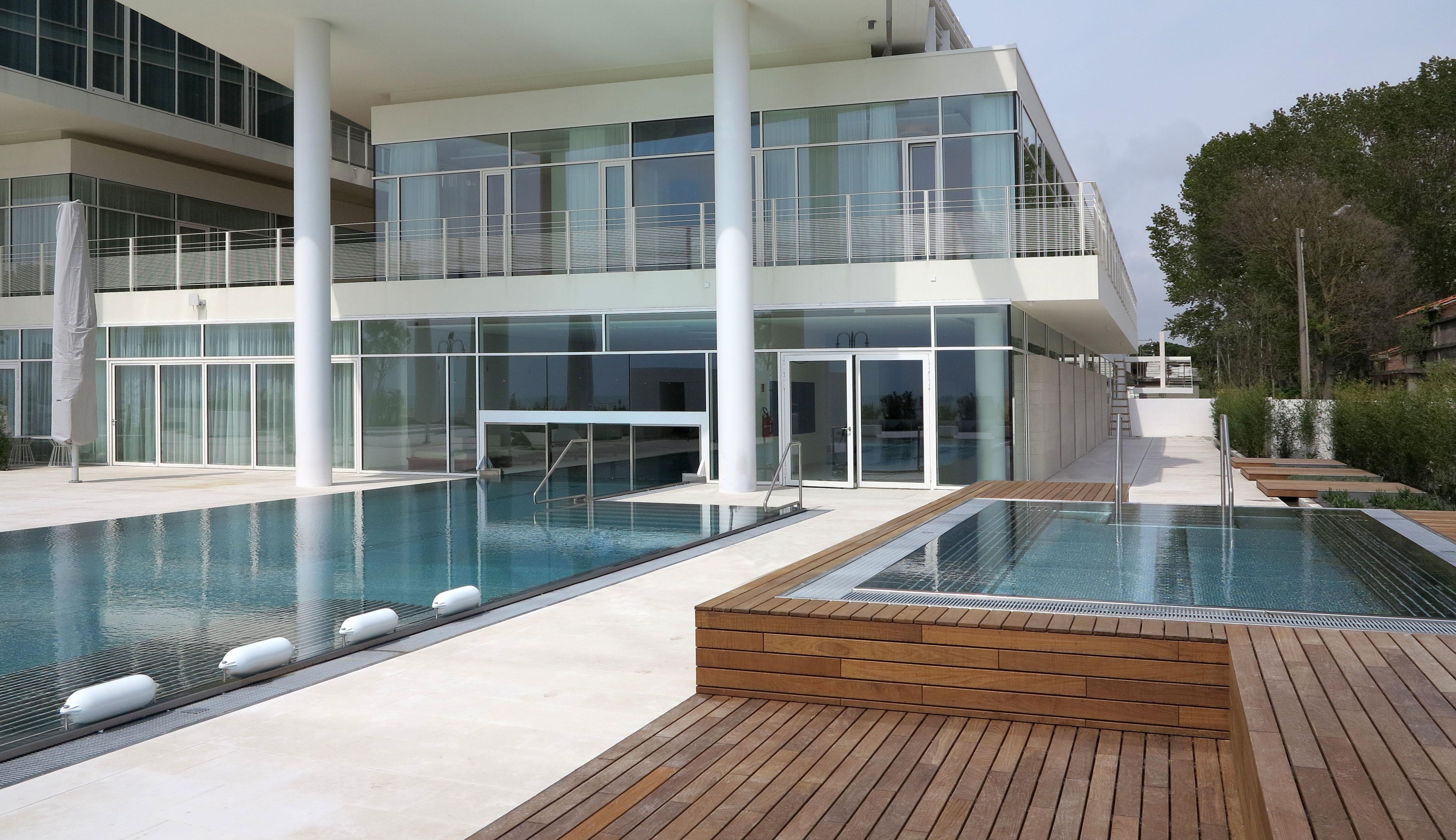 Matteo thun partners interior falkensteiner hotel for Designhotel jesolo