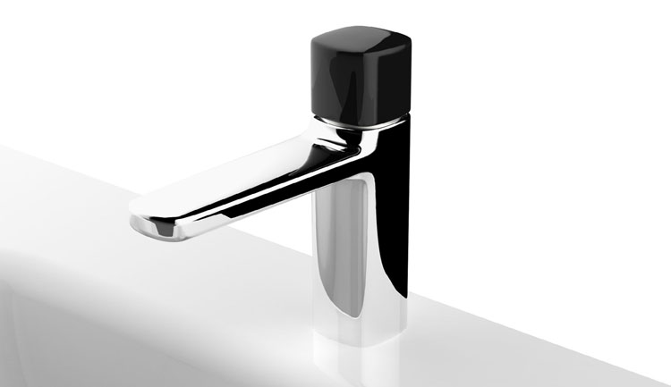 Fantini Lamé Faucet by Matteo Thun and Antonio Rodriguez