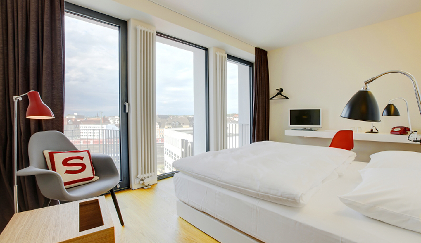 Smart City Hotel Hannover, Deluxe room