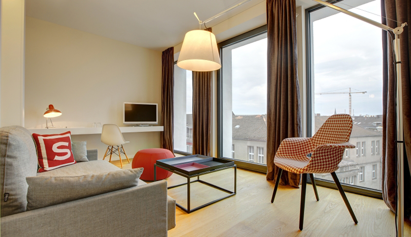 Smart City Hotel Hannover, Suite