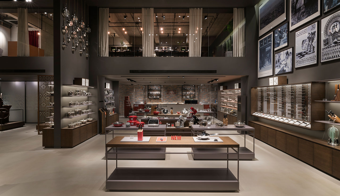 Zwilling Factory Store, Shanghai