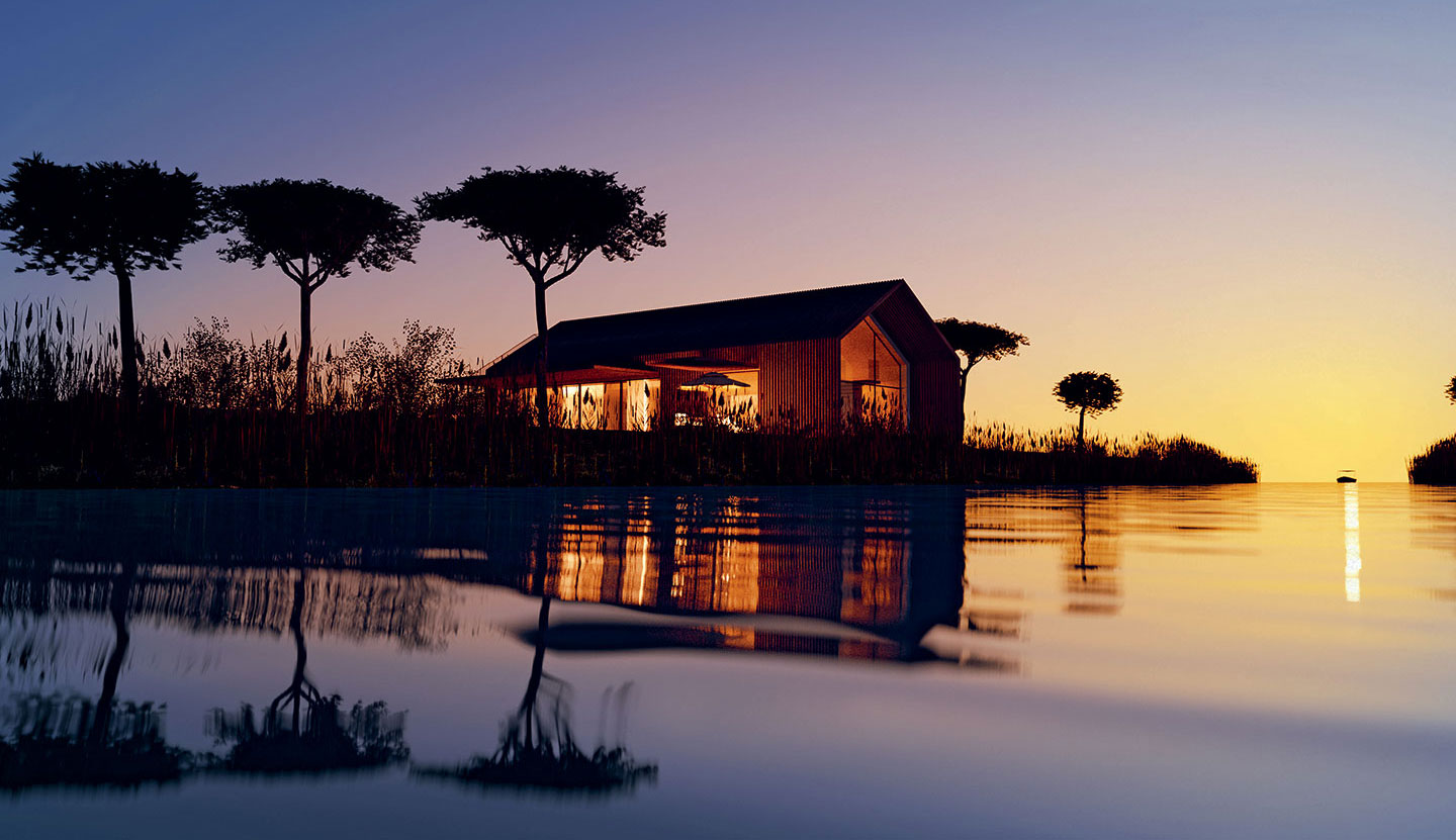 Luxury Beach Resort - Grado, Italy - 2012