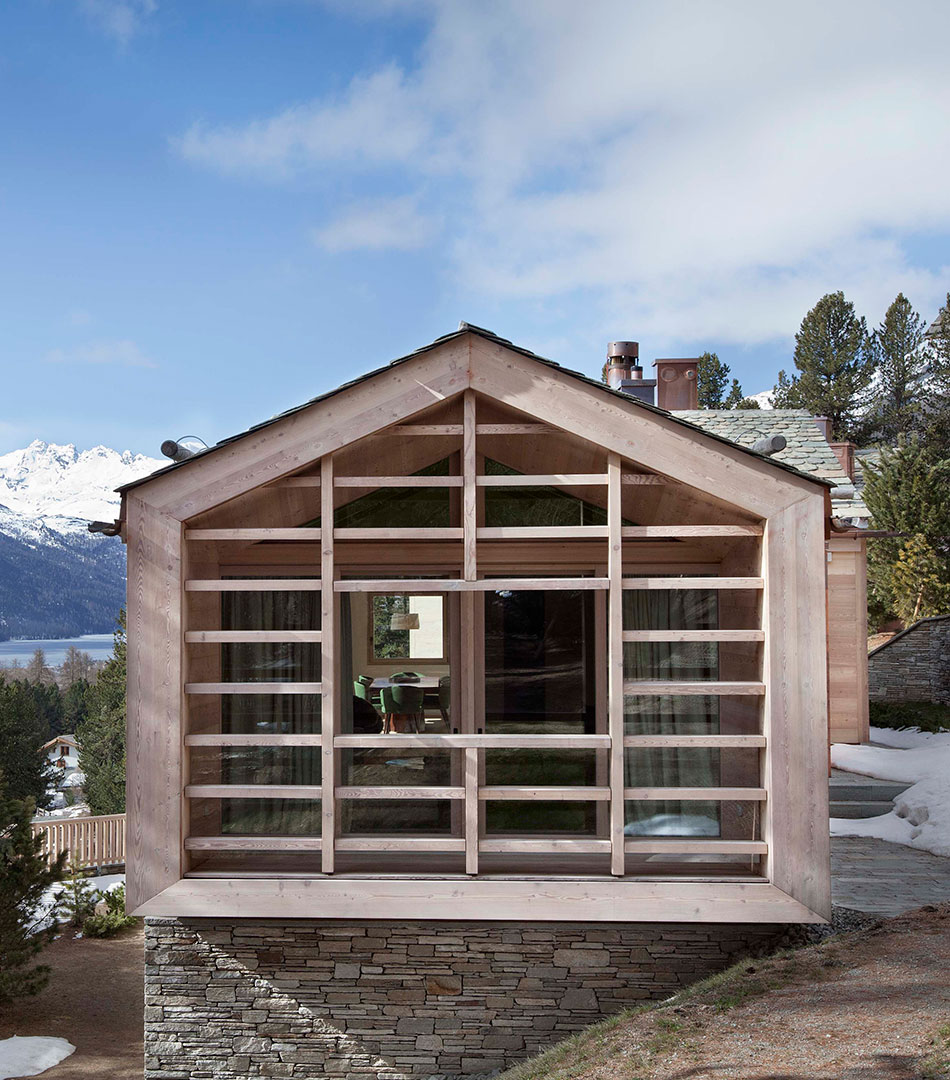 Chalet Engadina - Switzerland (CH)