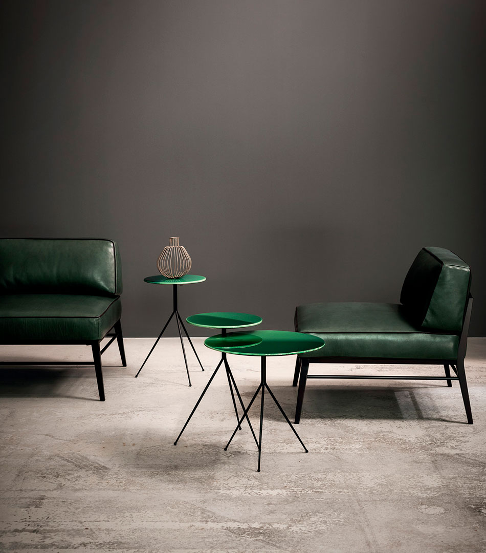 Baxter, Godard collection, design Matteo Thun and Antonio Rodriguez