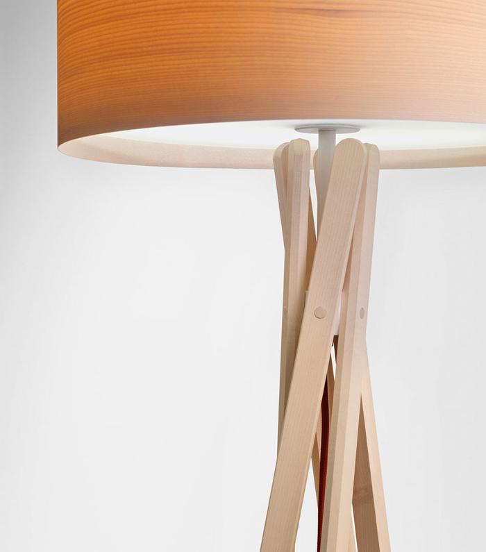 Arba, lamp collection for Belux, 2009