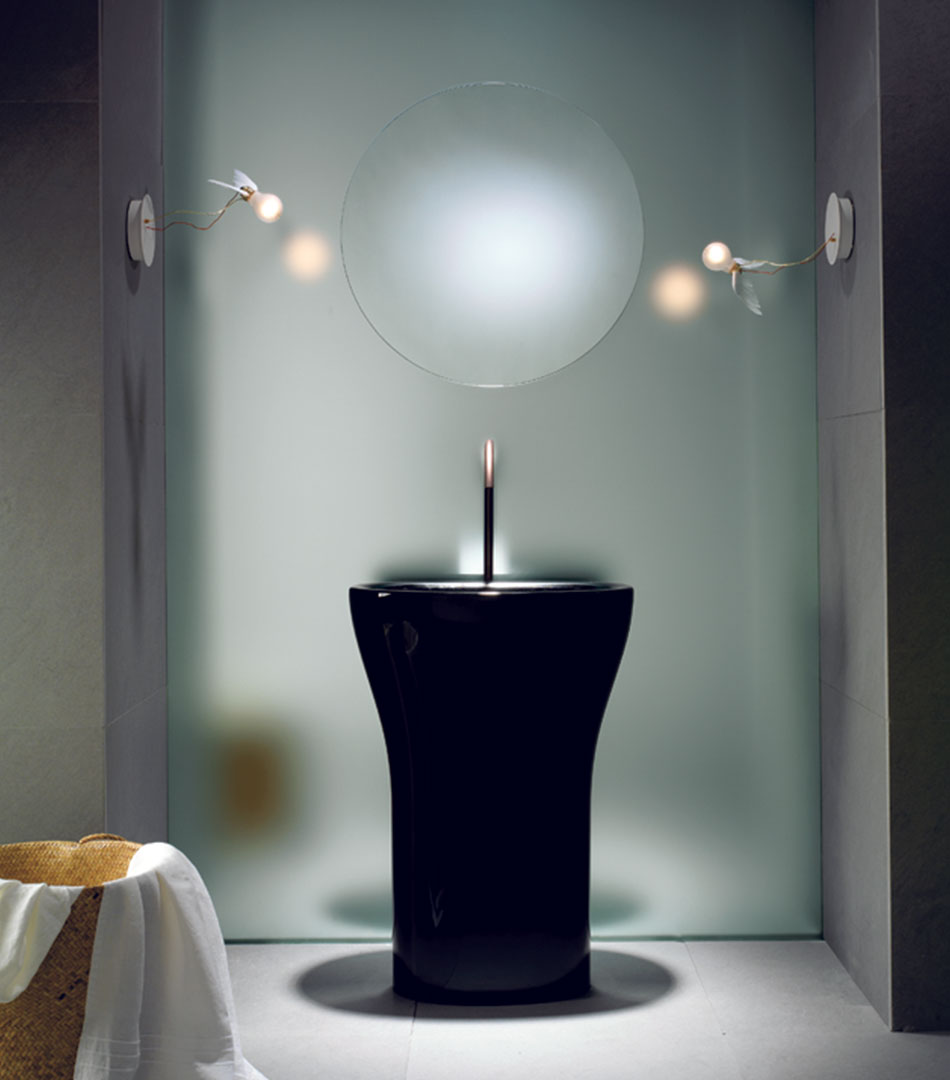 Muse, sanitary ware for Catalano, 2007-08