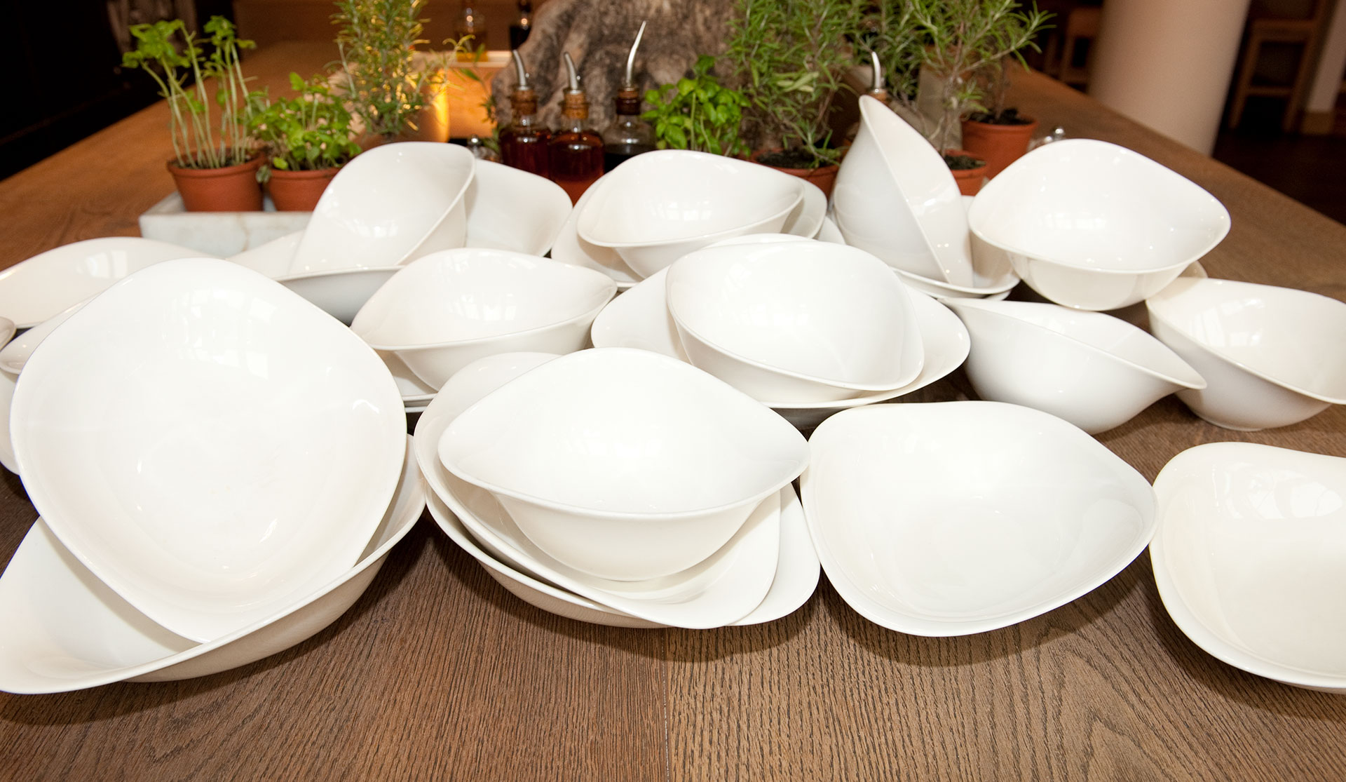 tableware collection dune for villeroy boch matteo thun partners. Black Bedroom Furniture Sets. Home Design Ideas