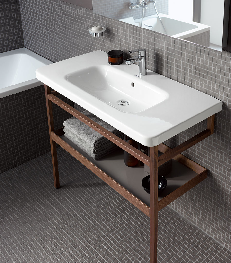 Durastyle bathroom collection for Duravit, 2013