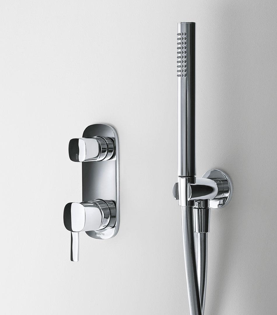 faucets faucet hole single milano fantini gingers chrome polished