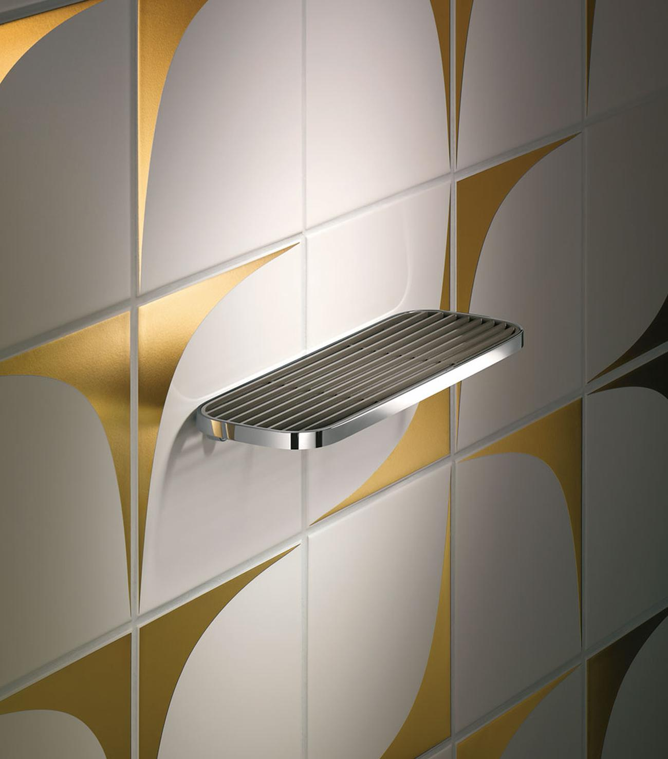 Gentle, taps and fittings collection for Dornbracht, 2011