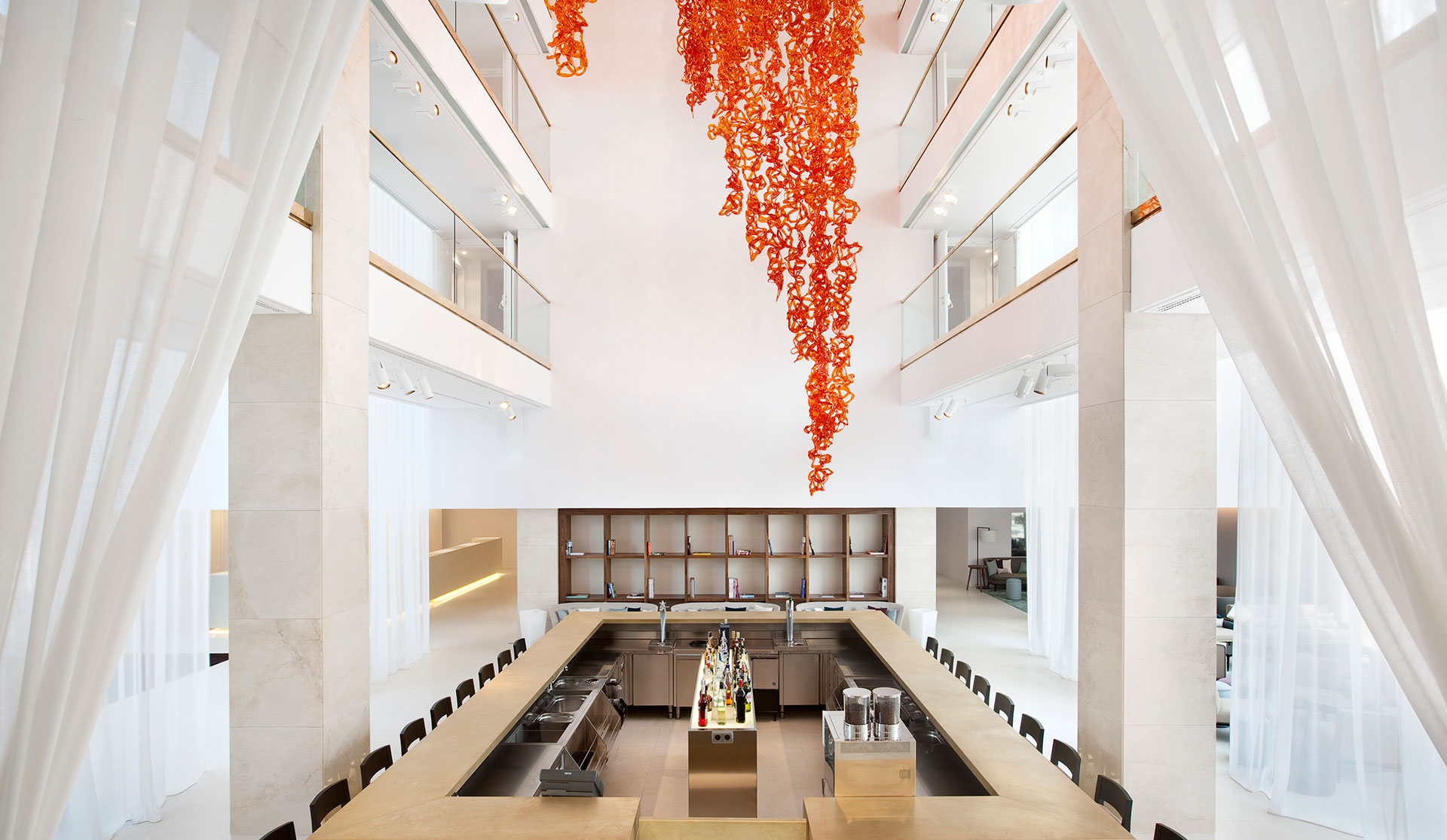 Hilton Barcelona   Matteo Thun & Partners