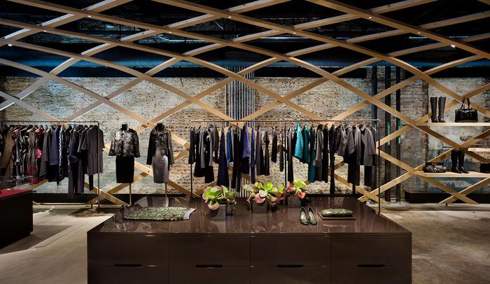 Hugo Boss Concept Store, New York (US), 2007–08