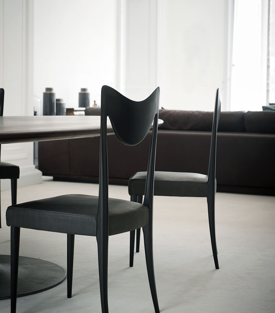 Ici Bourgeois!, furniture collection for Baxter, 2012