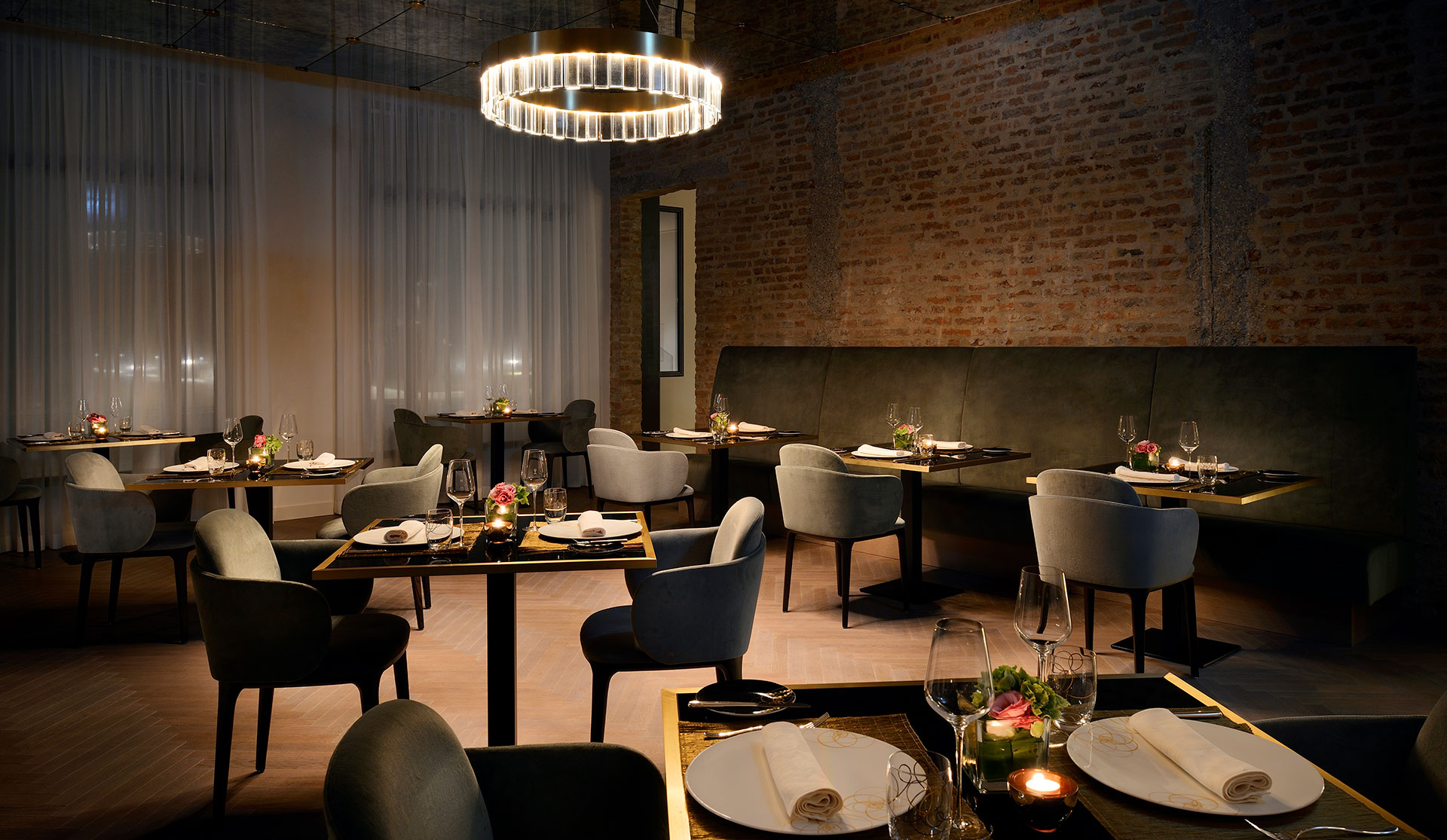 JW Marriott Venice Dopolavoro Dining Room