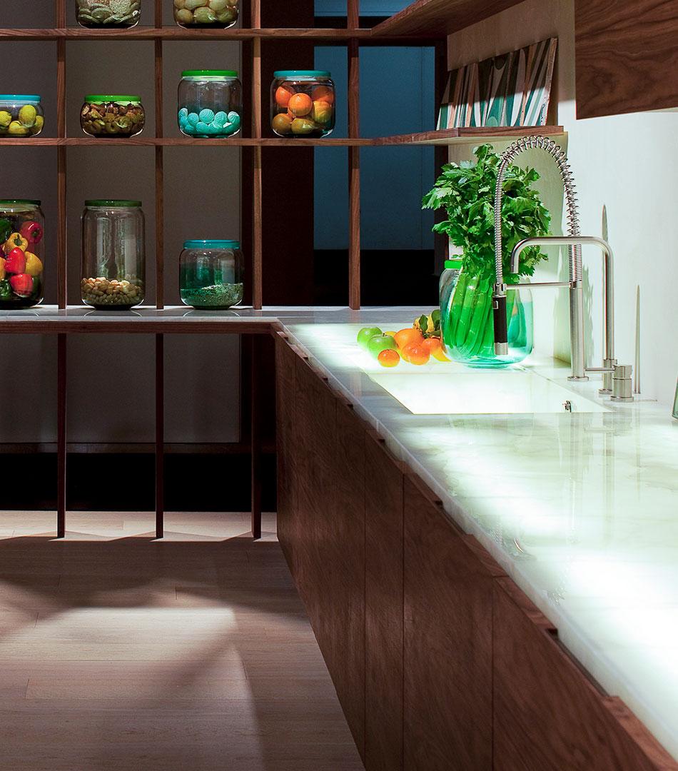 Matteo Kitchens: Matteo Thun & Partners