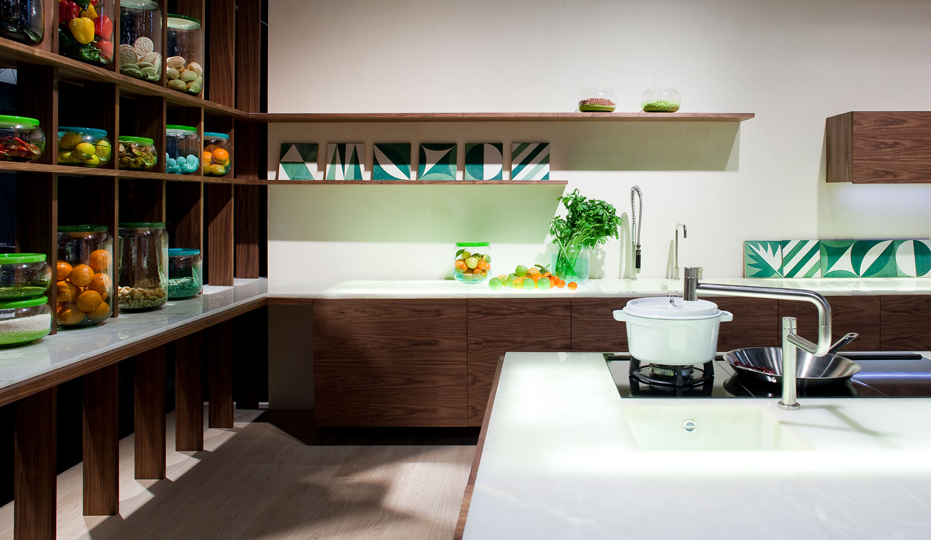 Kitchen for riva matteo thun partners