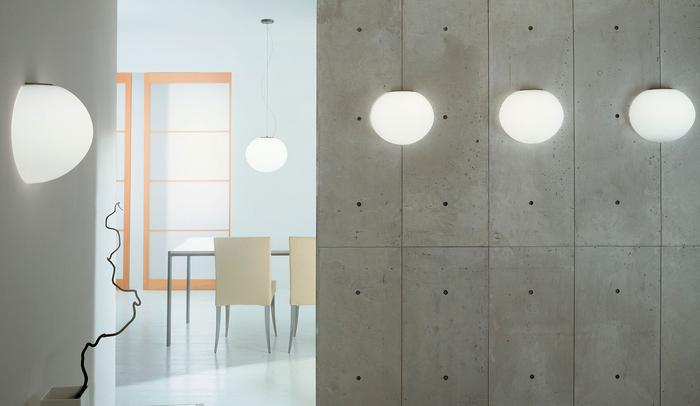 Leucos Sphera lamp collection