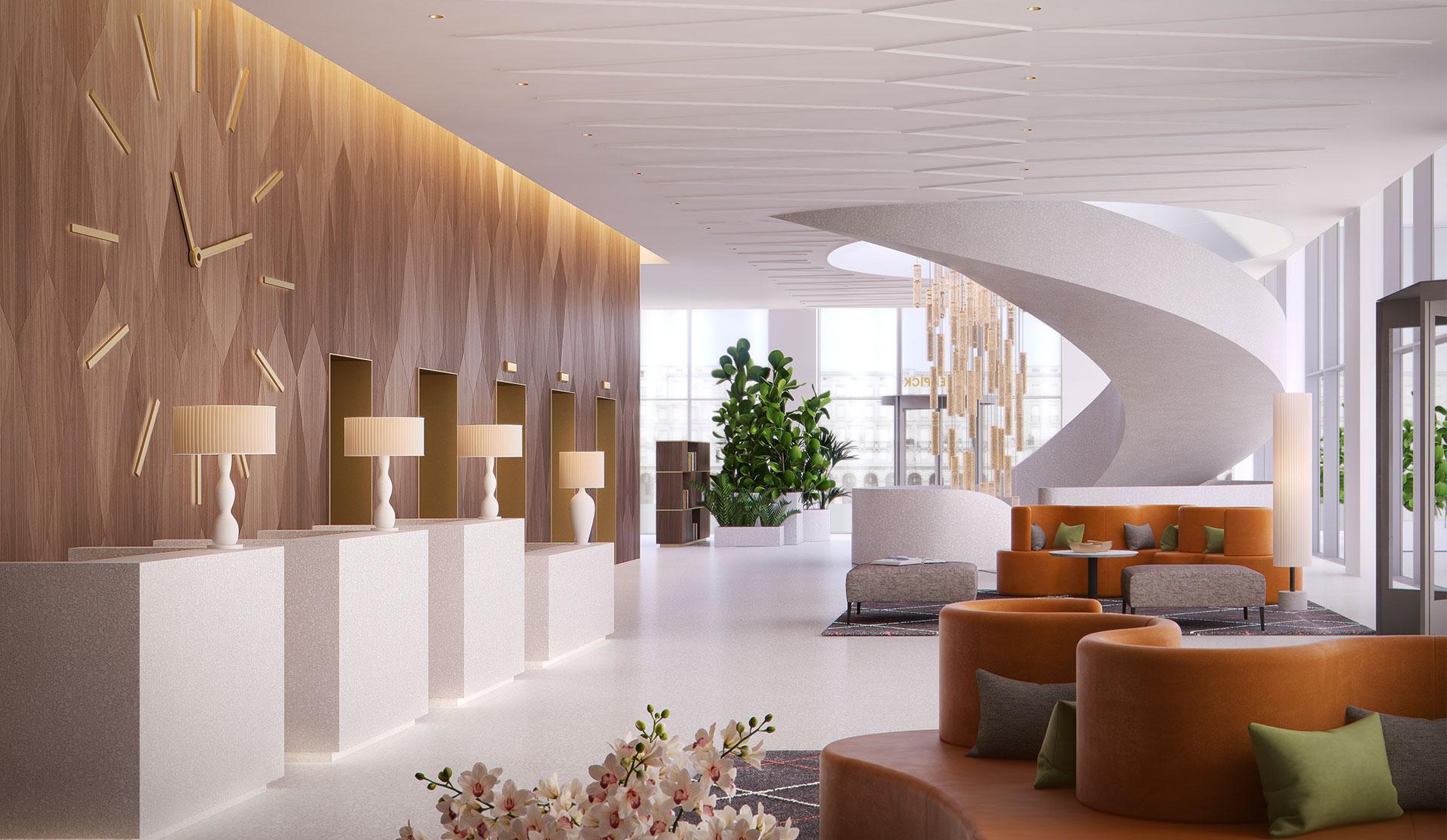 City Hotel   Matteo Thun & Partners