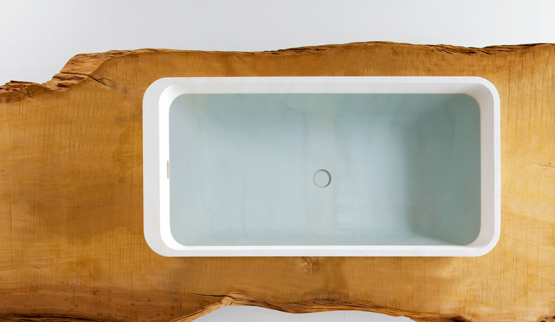 Duo bathtub, Neutra, 2009