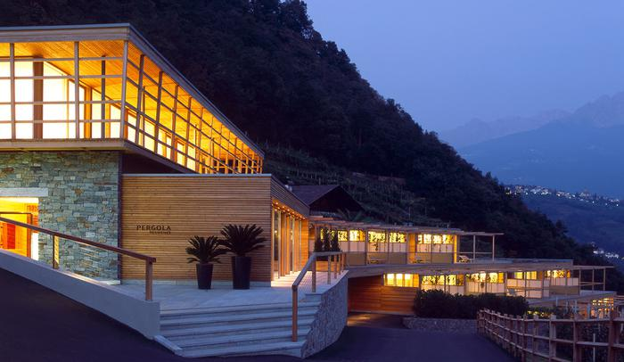 Pergola Mountain residence, Merano Algund (IT)