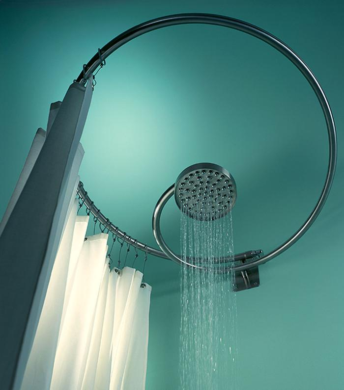 Pluviae, shower head for Rapsel, 2001-02