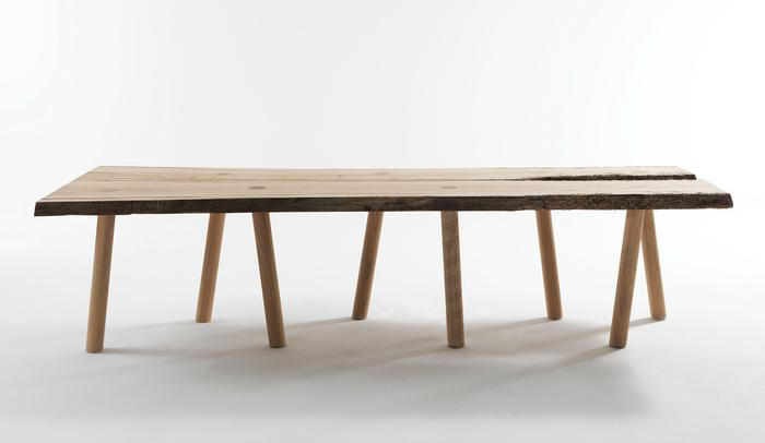 Briccole, table for Riva 1920, 2009