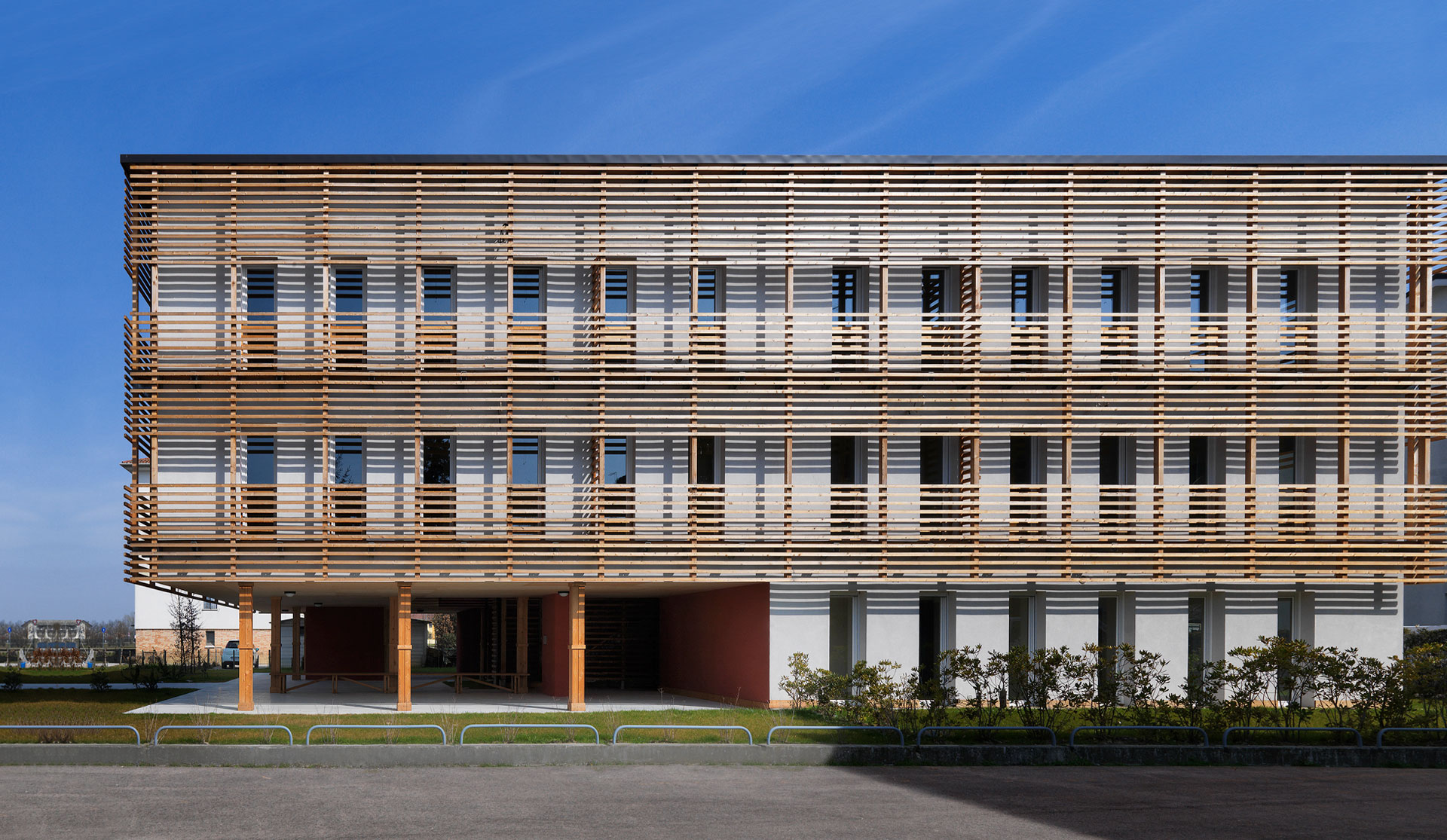 Social Housing, Motta di Livenza, Treviso (IT), 2006–10