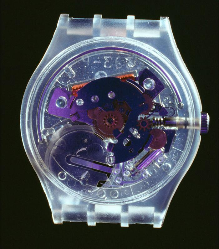 Swatch, Automatic wristwatch