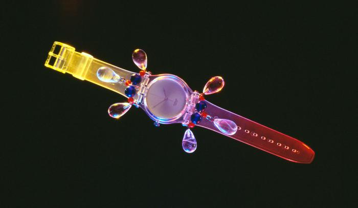 Swatch Christmas Special Wristwatch, 1992