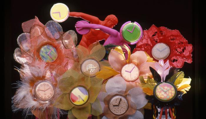 Swatch, Table Clocks