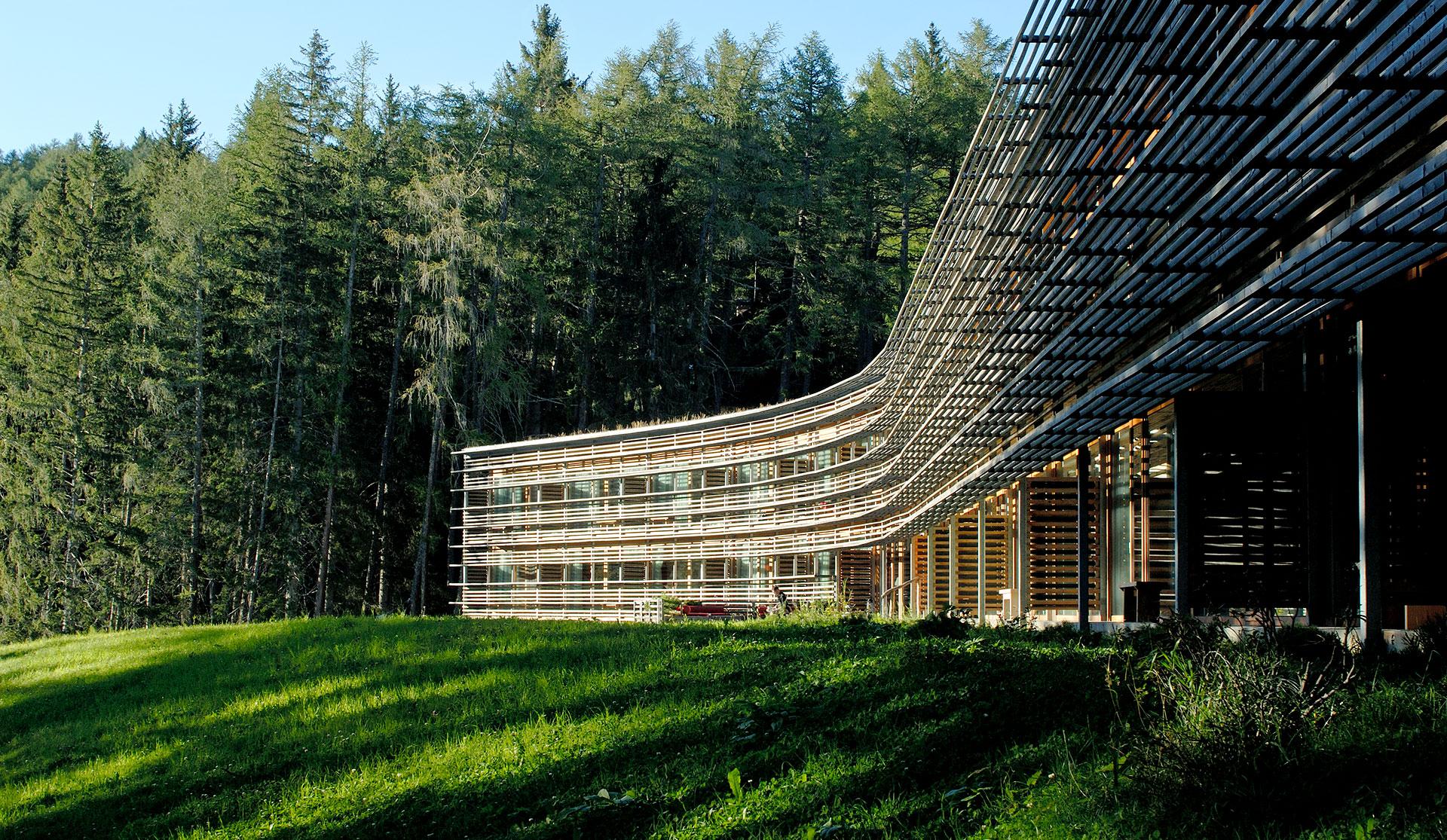 vigilius mountain resort | matteo thun & partners
