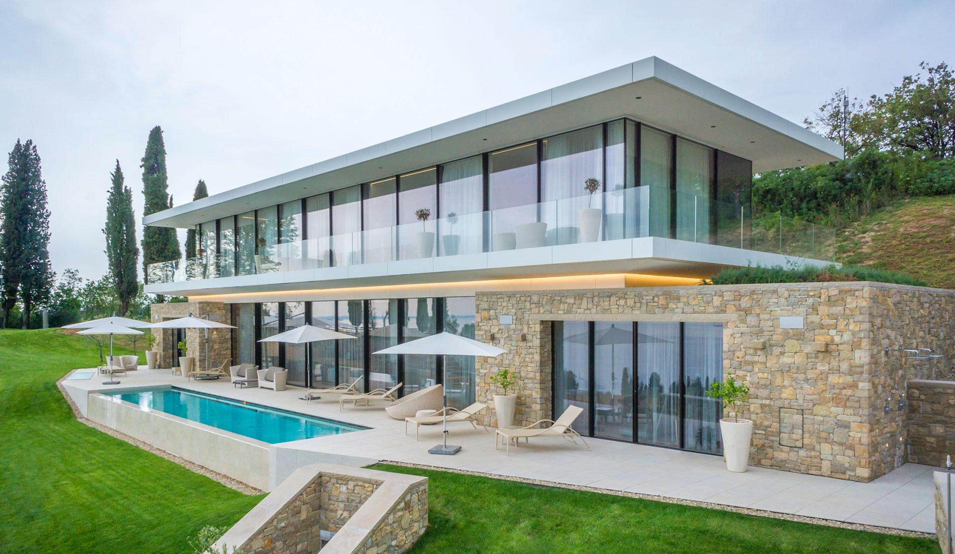 Interior, Villa Eden  Matteo Thun & Partners