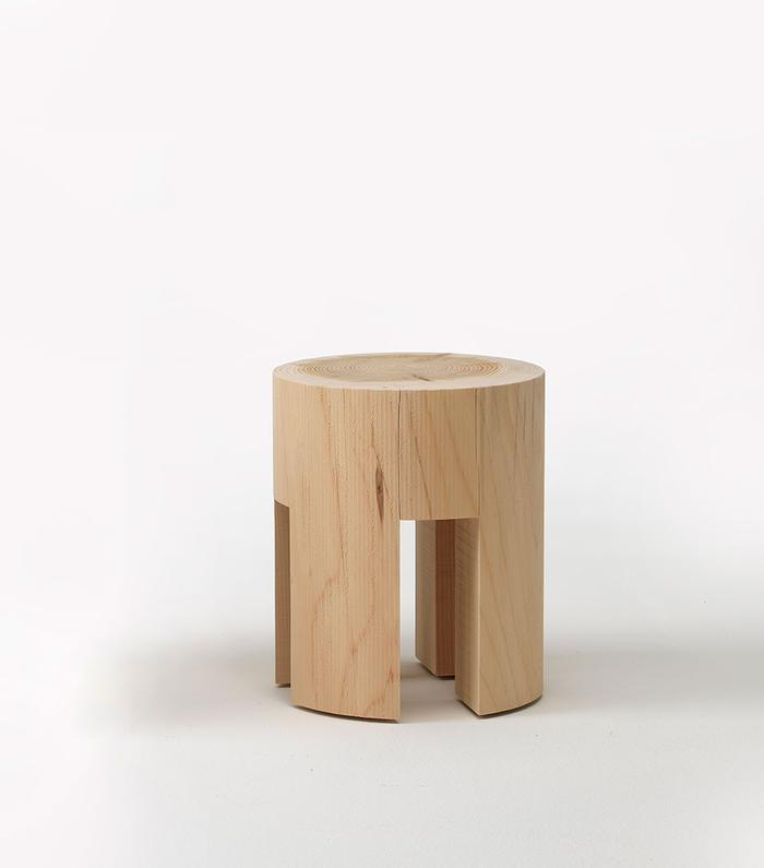Riva 1920, Woody stool