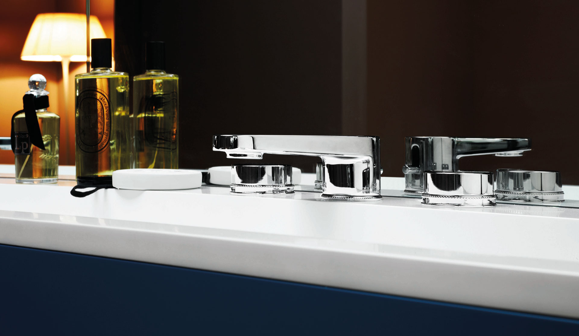 Savoy taps and fittings collection for Zucchetti, 2011