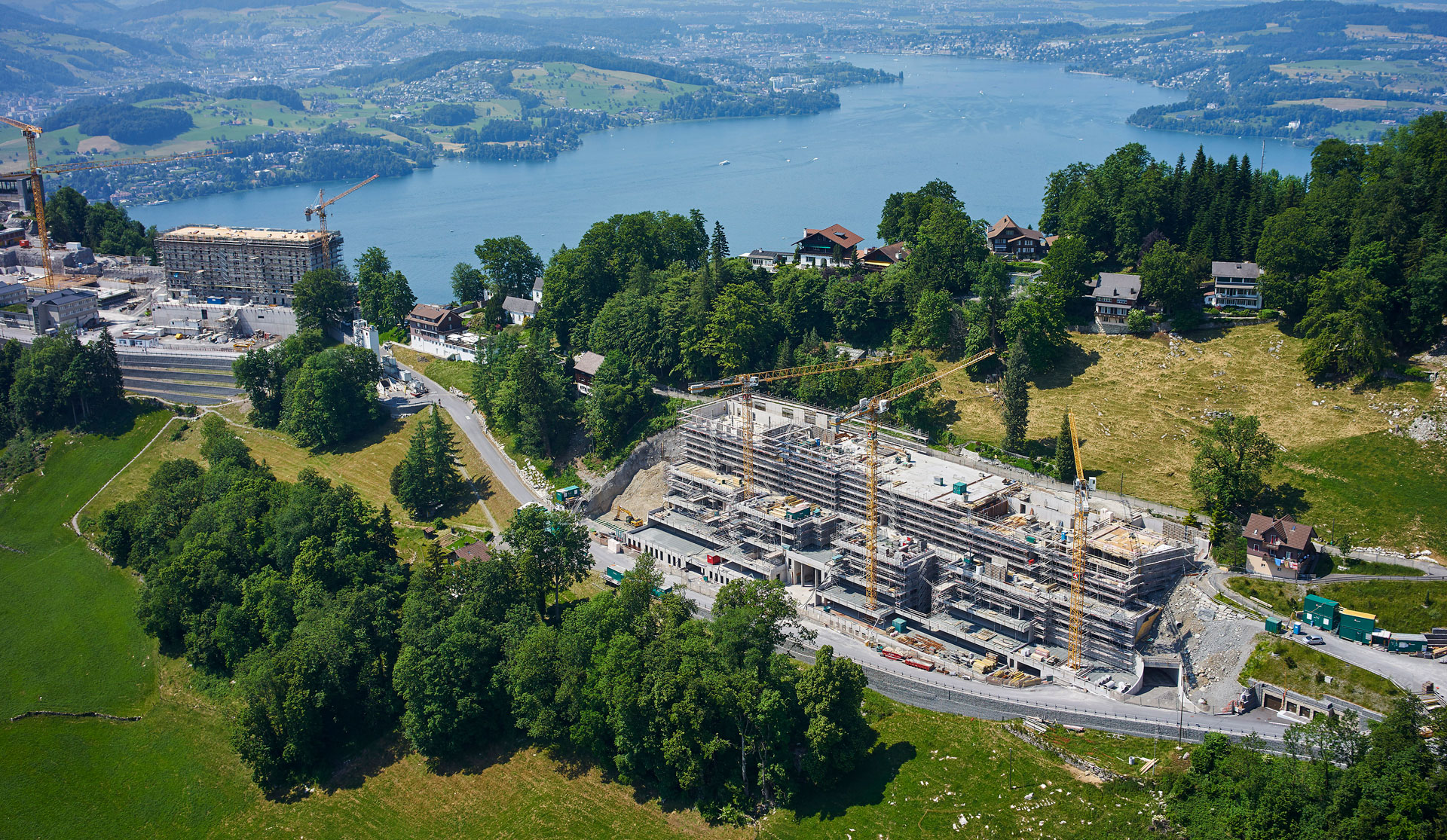 <p>Healthy Living Hotel - Bürgenstock (CH) - August 2015</p>