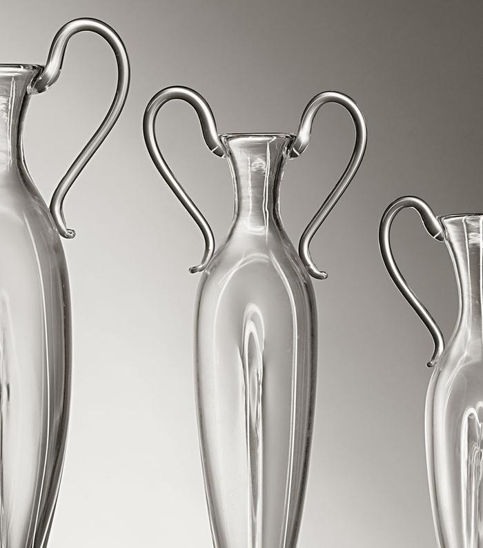 Tiffany & Co., Cariatidi glass collection