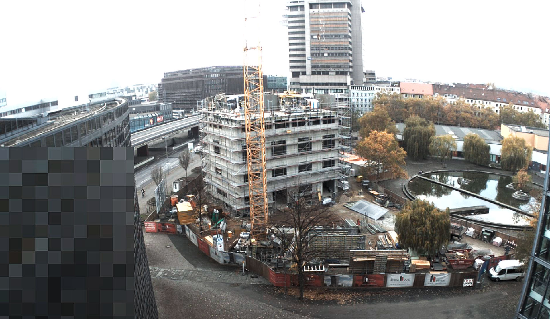 Intercity Hotel - Hannover (DE), November 2018 - Opening 2019